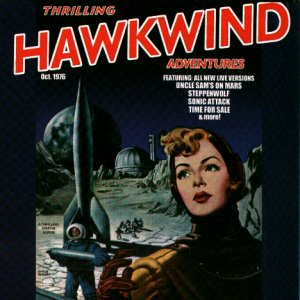 Hawkwind , Sonic Assassins , Dave Brock - The Weird Tapes No 1